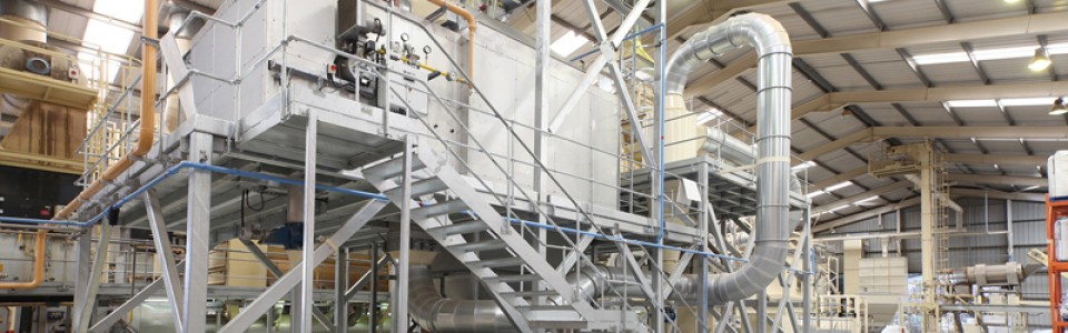 Pet Food Installation of Cablevey Conveyors