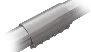 Cablevey Conveyors - Compression Coupler