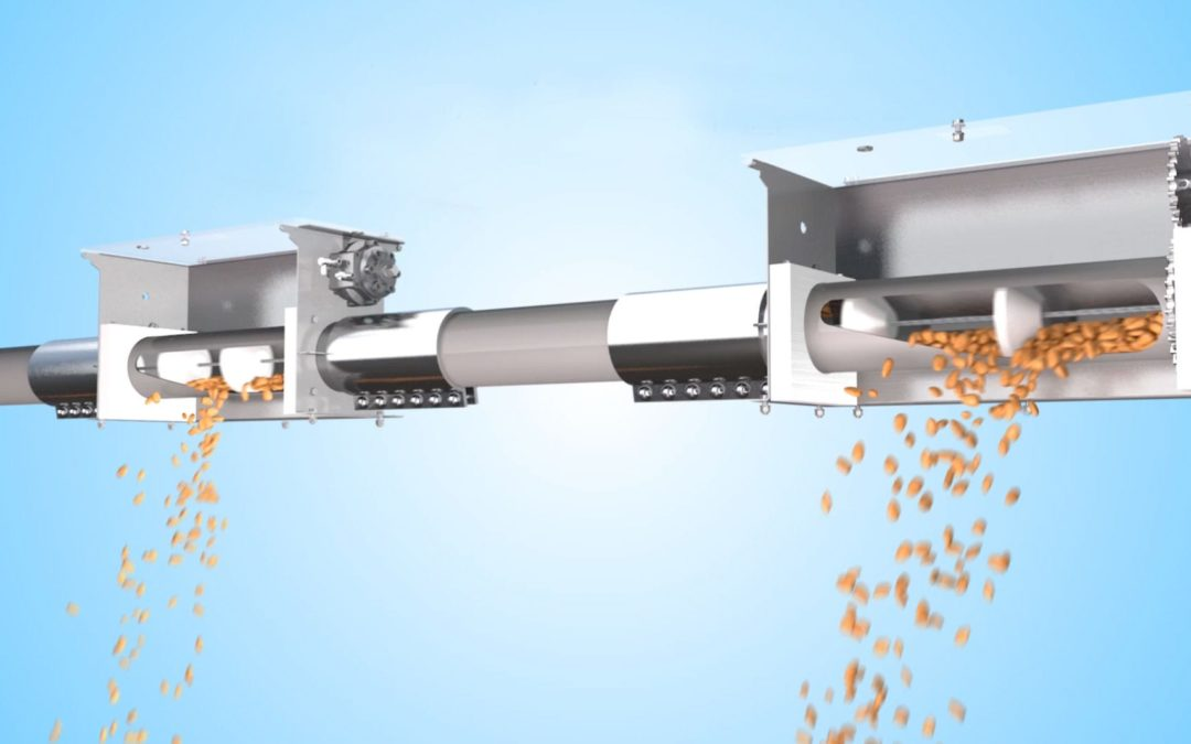 Innovative New Variable Discharge Valve Provides Less Material Shearing