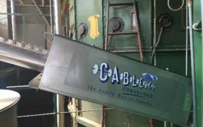 Cablevey's Cable Technology Eliminates Food Breakage and Enhances Cleanliness