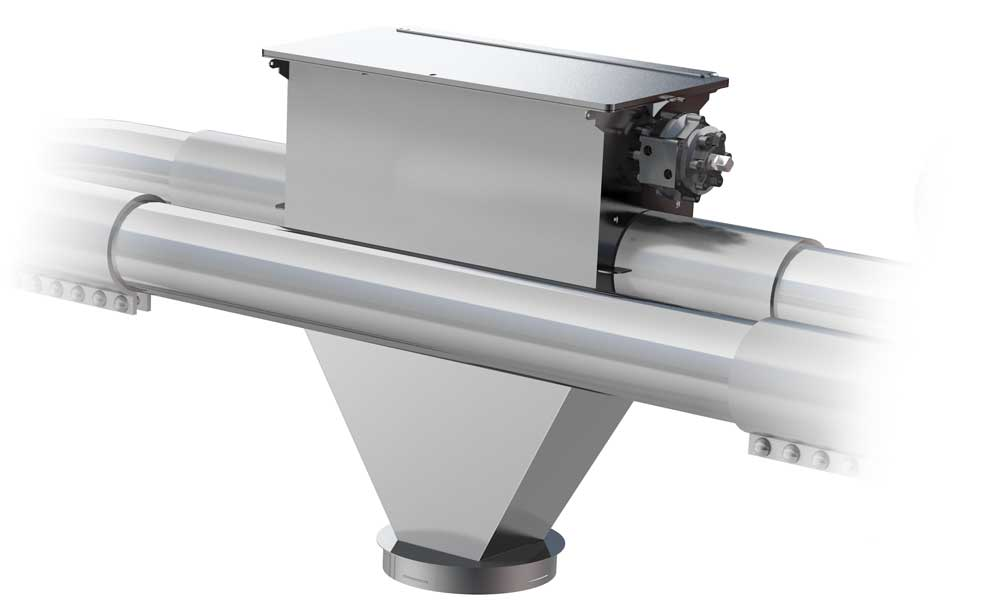 Cablevey Conveyors - Turnaround