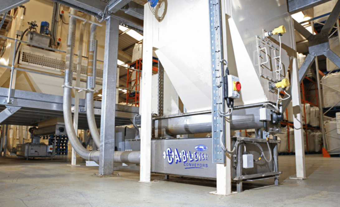 Advantages Of Tube Conveyors For Pet Food Manufacturers?