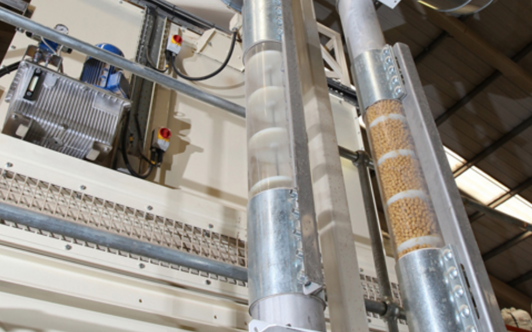 What Type Of Pet Food Materials Can Be Moved By Tube Conveyors Systems?