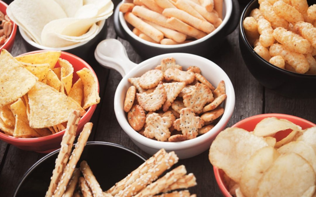 ifferent Kinds of Snack Foods